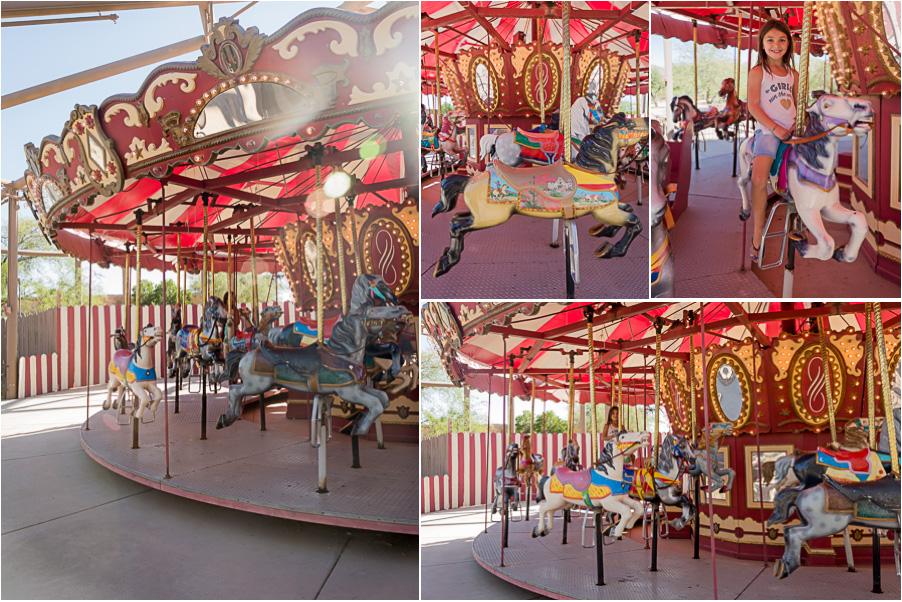 Wild West Carousel
