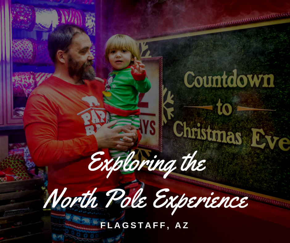Exploring the North Pole Experience