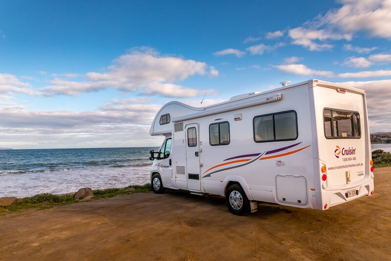 Campervan Australia and NZ6