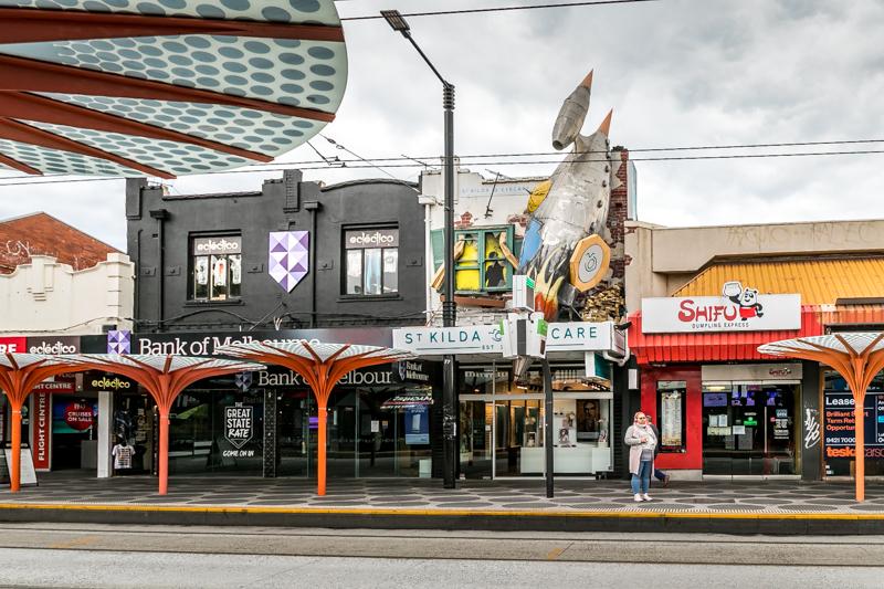 St Kilda in Melbourne (Victoria, Australia)