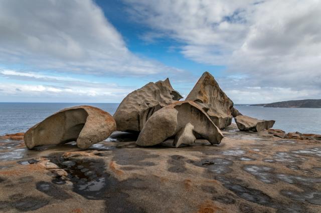 Remarkable Rocks at Kangaroo Island (South Australia, Australia)
