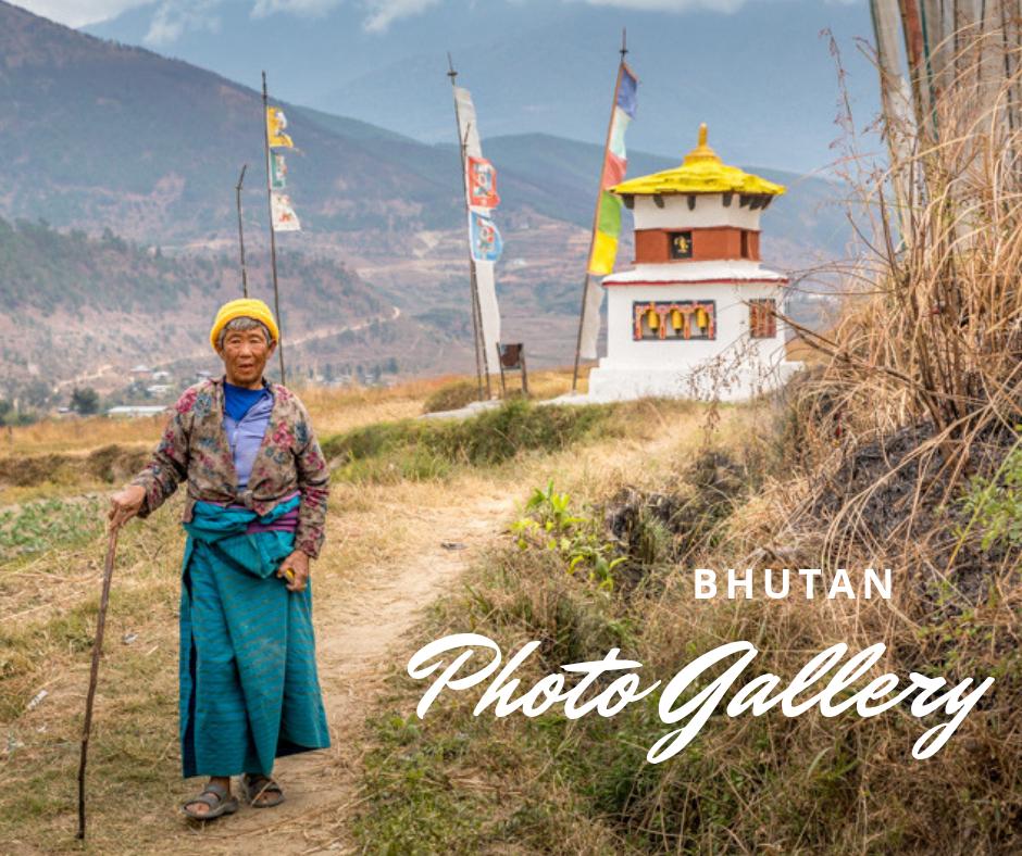 Bhutan Photo Gallery