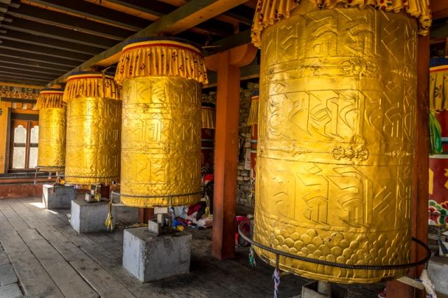 Memorial Chorten - Thimphu