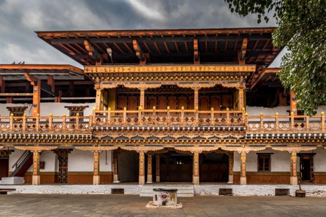 Punakha Dzong - Punakha