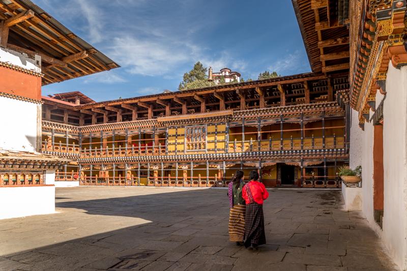 Paro Rinpung Dzong - Paro