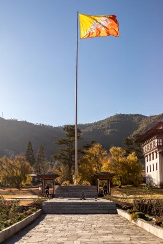 Tashichho Dzong - Thimphu