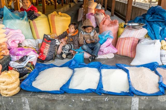 Centenary Farmers Market - Thimphu