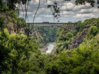 Victoria Falls - Livingstone