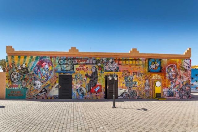 Atlas Studios, Ouarzazate