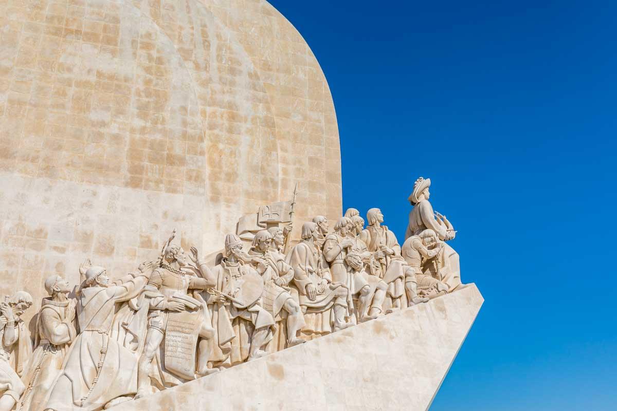 Padrao dos Descobrimentos - Lisbon
