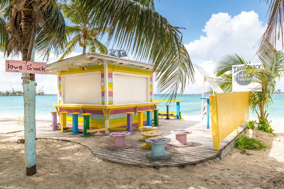 Nassau, New Providence - Bahamas
