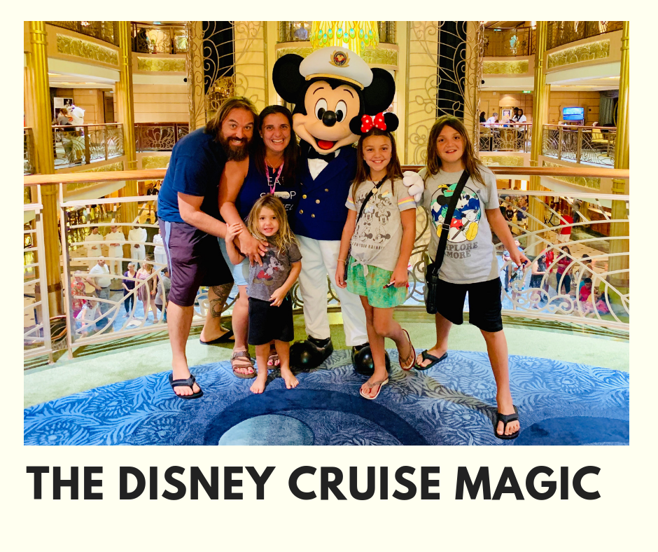 The Disney Cruise Magic