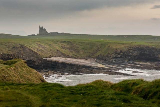 Mullaghmore castle