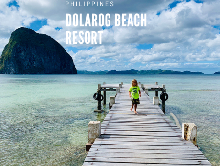 Dolarog Beach Resort, Corong Corong, Philippines